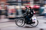 """Amsterdam Biking"""